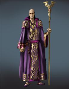 Chancellor Ulric Ocwyn [3082587]