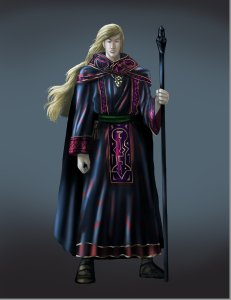 Lord Kraven Darkholm