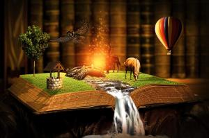 1423642074_magical book wallpaper